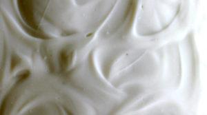 Savon artisanal café arabica et pistache, texture du savon